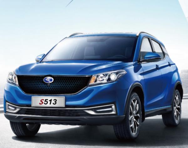 新能源汽车纯电动SUV 瑞驰S513